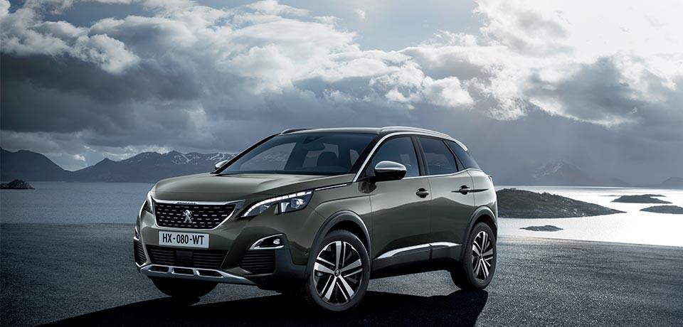 Peugeot 3008 rămâne o mașină vânată în regim rent a car