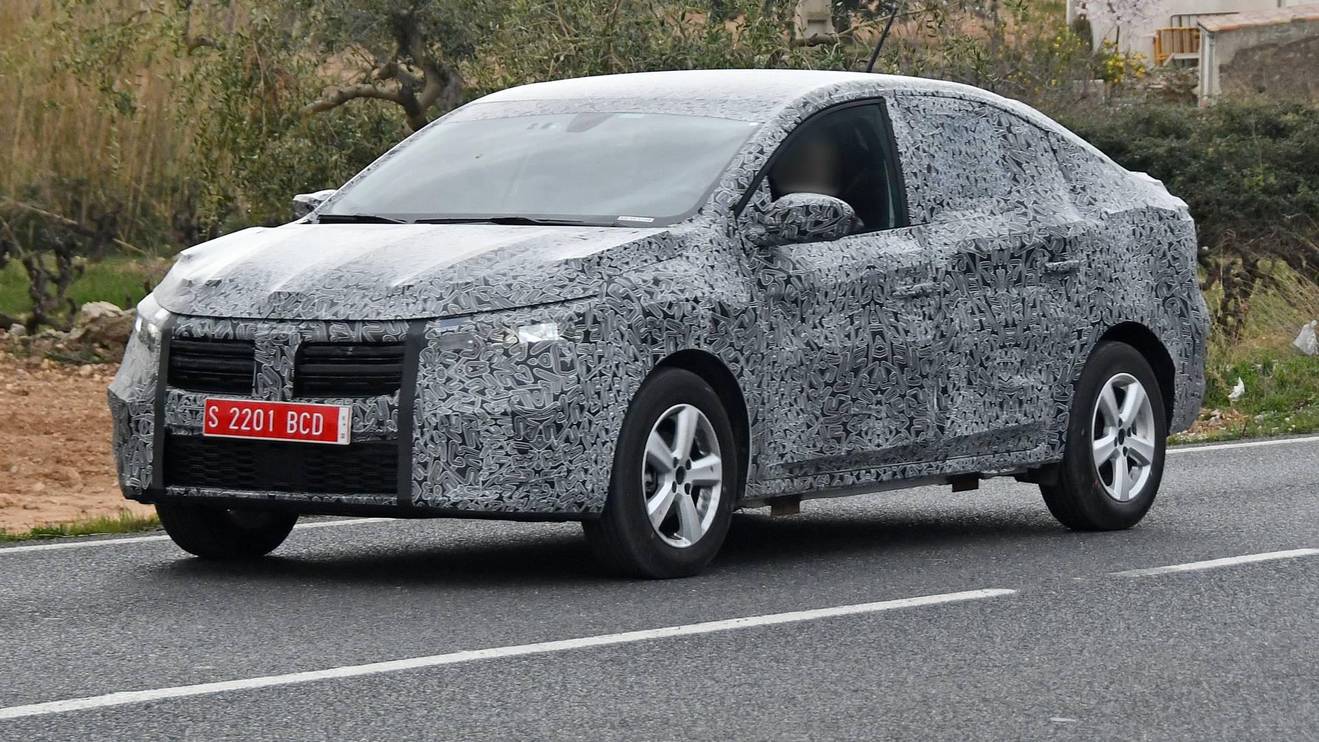 Când ar trebui să apară noile modele Dacia Logan și Dacia Sandero