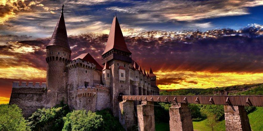 5 astonishing places to visit in Transylvania
