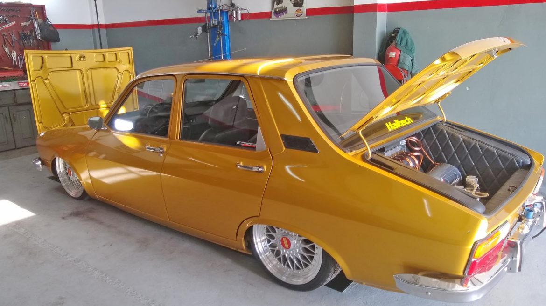 Cum arată prima Dacia 1300 full electrică. FOTO