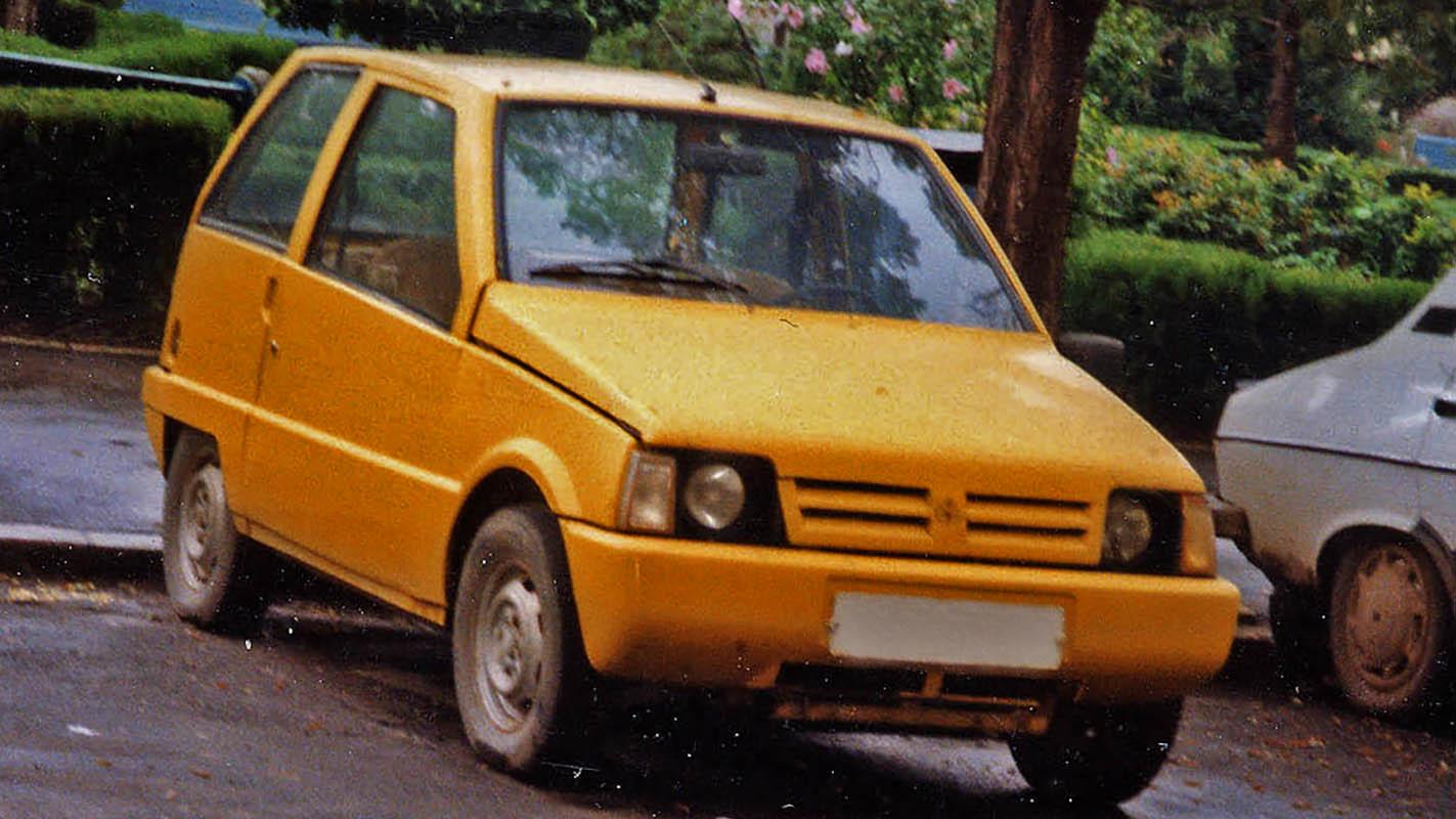 Cum arată Dacia cu doar 25 de cai putere. La un moment dat a fost interzisă pe străzi