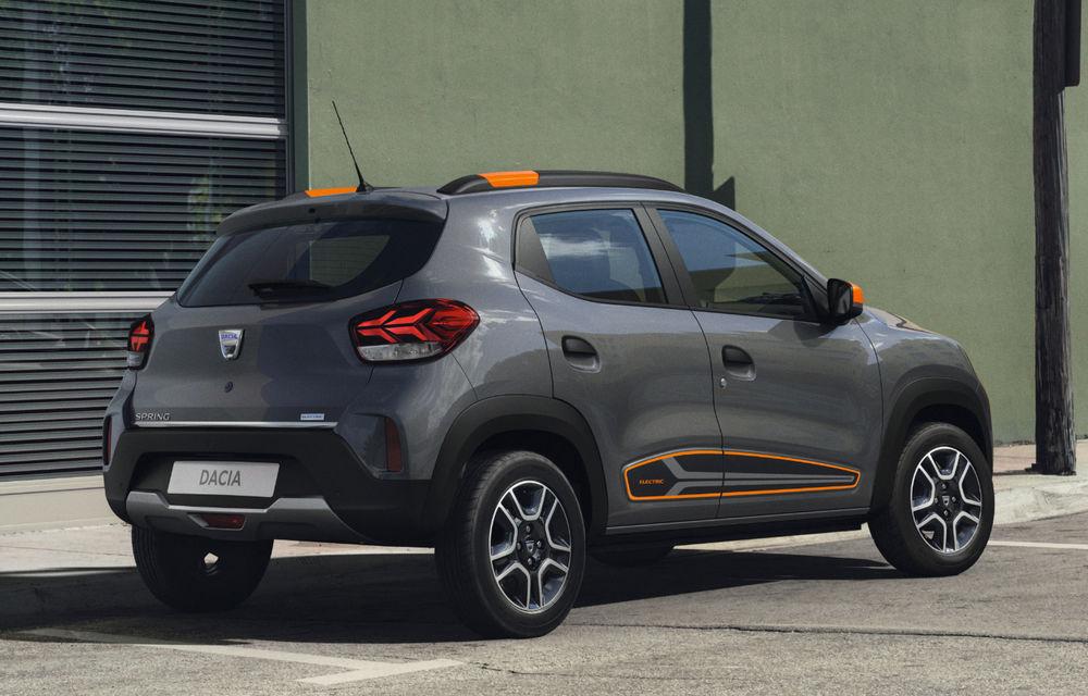 Cât va costa noua Dacia Spring în România