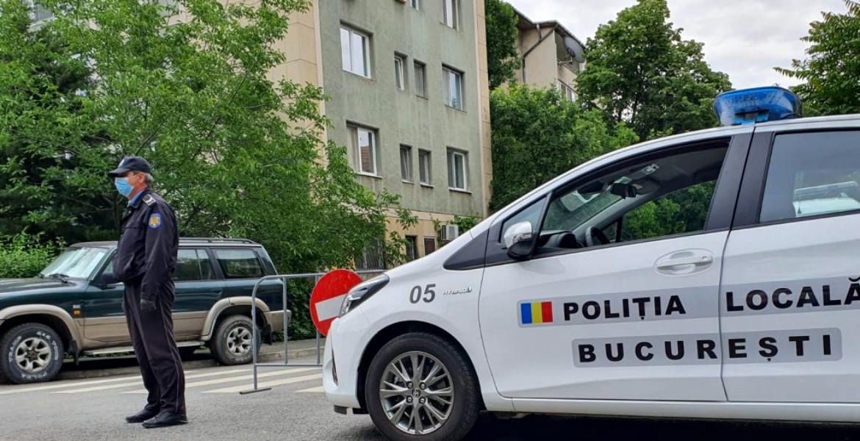 Cum te poate sancționa Poliția Locală din București dacă parchezi neregulamentar